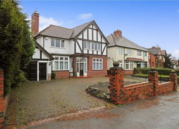 Thumbnail 4 bed detached house to rent in Merridale Road, Wolverhampton