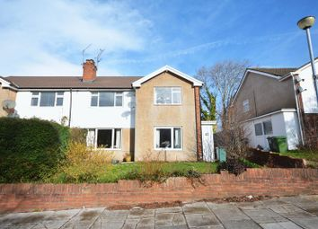 Thumbnail 2 bedroom maisonette for sale in Claerwen Drive, Cyncoed, Cardiff