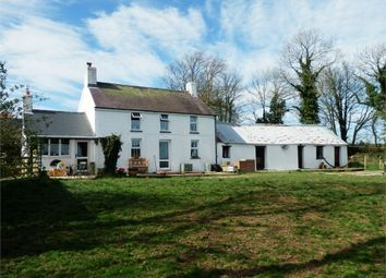 Thumbnail 3 bed cottage for sale in Pantscythan Fach, Panteg Cross, Llandysul, Ceredigion