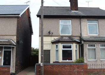 Thumbnail 3 bed semi-detached house for sale in Southwell Road West, Mansfield