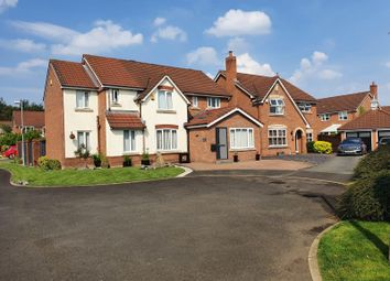 5 bed detached house for sale in Ladyhill View, Worsley M28