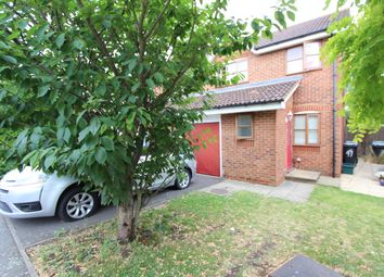 Thumbnail 3 bed semi-detached house to rent in Windrush, New Malden