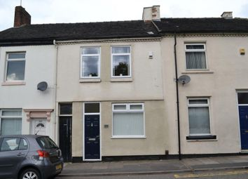Thumbnail 4 bedroom terraced house to rent in London Road, Trent Vale, Stoke-On-Trent