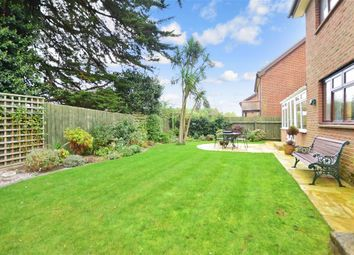 Thumbnail 4 bed detached house for sale in Nansen Close, Bembridge, Isle Of Wight