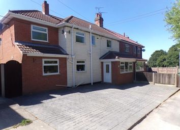 Thumbnail 4 bed semi-detached house for sale in Sherwood Rise, Mansfield Woodhouse, Mansfield, Nottinghamshire