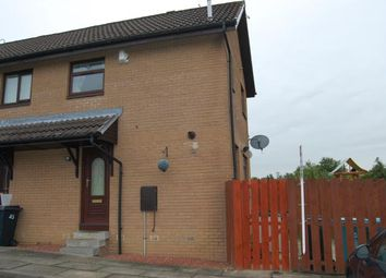 Thumbnail 1 bed terraced house to rent in Sutherland Place, Bellshill