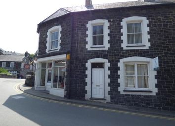 Thumbnail 3 bed end terrace house for sale in Central Buildings, Village Road, Llanfairfechan, Conwy