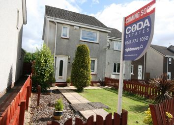 Thumbnail 3 bed end terrace house for sale in Burra Gardens, Bishopbriggs, Glasgow