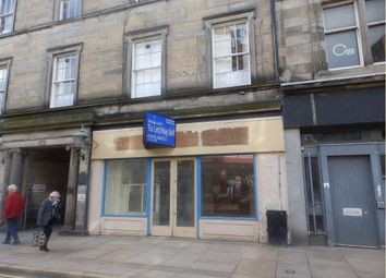 Thumbnail Retail premises for sale in 218 High Street, Kirkcaldy