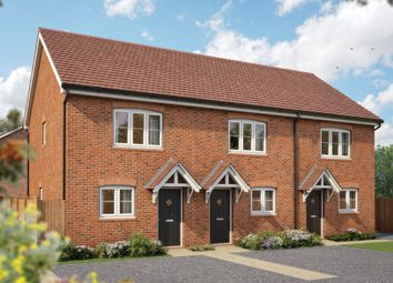"Thumbnail 2 bed terraced house for sale in ""The Hawthorn"" at Silverwoods Way, Kidderminster"