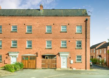 Thumbnail 4 bedroom town house for sale in St. Peters Way, Bishopton, Stratford-Upon-Avon