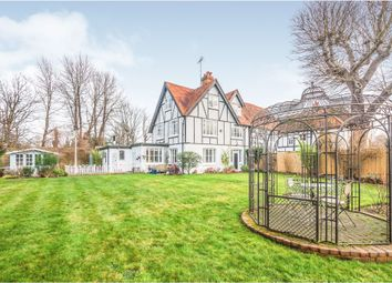 Thumbnail 5 bedroom semi-detached house for sale in Amerden Lane, Taplow, Maidenhead