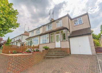 Thumbnail 4 bed semi-detached house for sale in Beverley Road, Whyteleafe