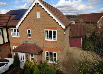 Thumbnail 3 bed semi-detached house for sale in The Chilterns, Stevenage, Herts
