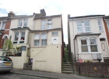 Thumbnail 3 bed semi-detached house to rent in Clive Road, Rochester, Kent
