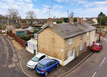Thumbnail 2 bed cottage for sale in Huntingdon Road, Wyton, Huntingdon, Cambridgeshire.