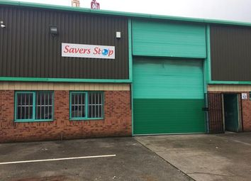 Thumbnail Light industrial to let in Unit 12, Ecclesbourne Park Industrial Estate, Clover Nook Road, Alfreton