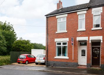 Thumbnail 2 bedroom end terrace house for sale in Murray Street, Stoke-On-Trent