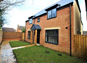 Thumbnail 4 bed detached house for sale in Manor Rise, Chiseldon, Wiltshire