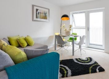 Thumbnail 2 bed flat for sale in Sovereign House, Tonbridge, Kent