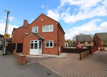 Thumbnail 3 bed detached house for sale in Breach Road, Brown Edge, Stoke On Trent