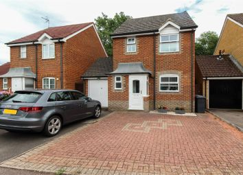 Thumbnail 3 bed detached house for sale in Birdhaven Close, Lighthorne, Warwick
