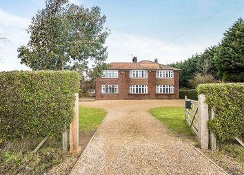 Thumbnail 5 bed detached house for sale in Bridge Road, Long Sutton, Spalding