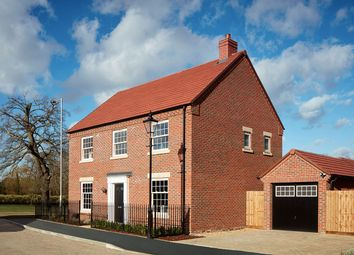 "Thumbnail 4 bed semi-detached house for sale in ""The Pilsgate"" at Iowa Road, Alconbury, Huntingdon"