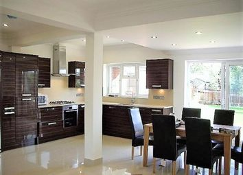 Thumbnail 4 bed semi-detached house to rent in Saddlescombe Way, Finchley