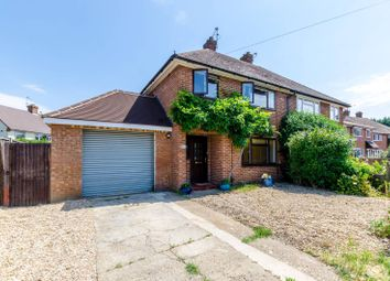 Thumbnail 4 bedroom semi-detached house for sale in Farm Road, Old Woking