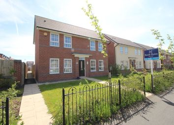 Thumbnail 3 bed detached house for sale in Buckshaw Avenue, Buckshaw Village, Chorley