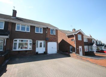 Thumbnail 4 bed semi-detached house for sale in St. Leonards View, Polesworth, Tamworth