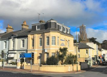 Thumbnail 6 bed block of flats for sale in Belgrave Road, Torquay