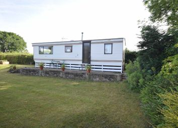 Thumbnail 2 bed mobile/park home for sale in Hazelford Ferry, Boat Lane, Bleasby