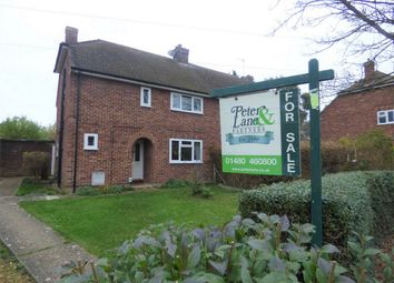 3 bed semi-detached house for sale in Green Leys, St. Ives, Huntingdon PE27