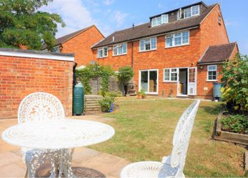 Thumbnail 4 bed semi-detached house for sale in Vicarage Road, Winslow