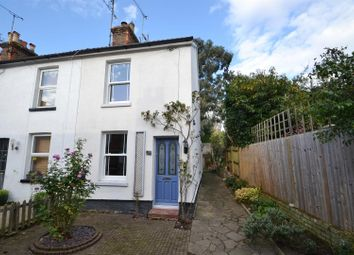 Thumbnail 2 bed terraced house to rent in Bow Terrace, Wateringbury, Maidstone