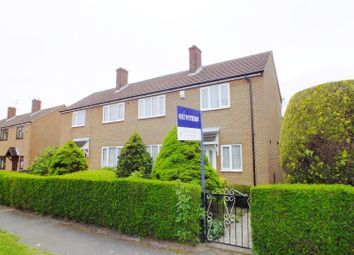 Thumbnail 3 bed semi-detached house for sale in Borrough Avenue, Roundhay, Leeds