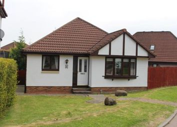 Thumbnail 3 bedroom bungalow for sale in North Berwick Gardens, Carrickstone, Cumbernauld, North Lanarkshire