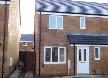 Thumbnail 3 bed terraced house to rent in Newport