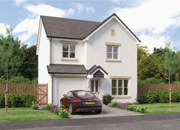 "Thumbnail 4 bed detached house for sale in ""Scott"" at Red Deer Road, Cambuslang, Glasgow"