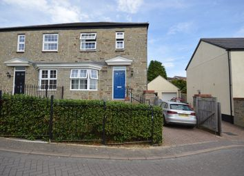 Thumbnail 3 bed semi-detached house to rent in Wheal Sperries Way, Truro