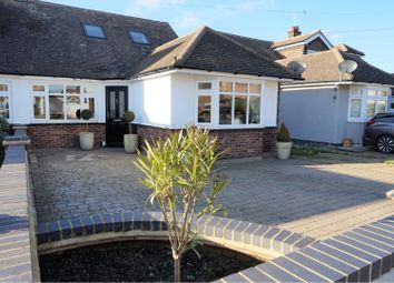 Thumbnail 4 bed semi-detached bungalow for sale in Clavering Gardens, Brentwood