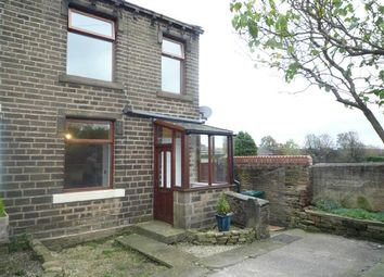 Thumbnail 2 bedroom terraced house to rent in Swallow Lane, Golcar, Huddersfield