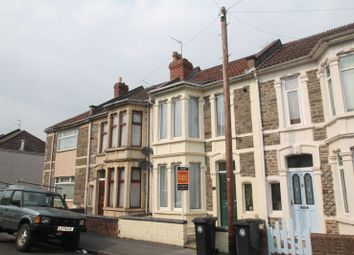 Thumbnail 2 bedroom terraced house to rent in Westminster Road, Whitehall, Bristol