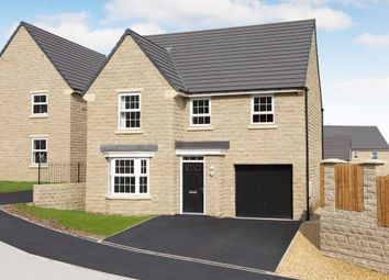 "Thumbnail 4 bedroom detached house for sale in ""Millford"" at Commercial Road, Skelmanthorpe, Huddersfield"
