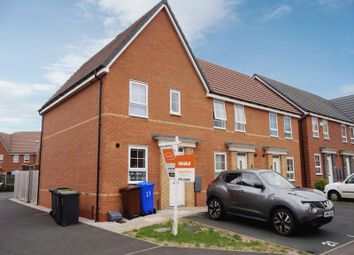 Thumbnail 3 bed semi-detached house for sale in Havilland Place, Meir, Stoke-On-Trent, Staffordshire