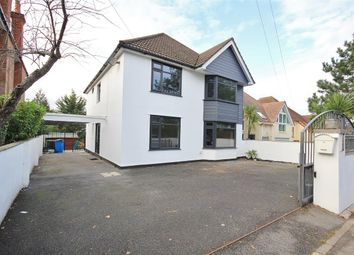 Thumbnail 4 bedroom detached house to rent in Canford Cliffs Road, Penn Hill, Poole