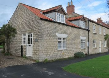 Thumbnail 2 bed semi-detached house to rent in Railway Street, Slingsby, York