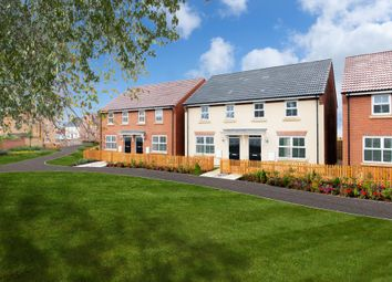 """Thumbnail 3 bed semi-detached house for sale in """"Archford"""" at Tranby Park, Jenny Brough Lane, Hessle"""